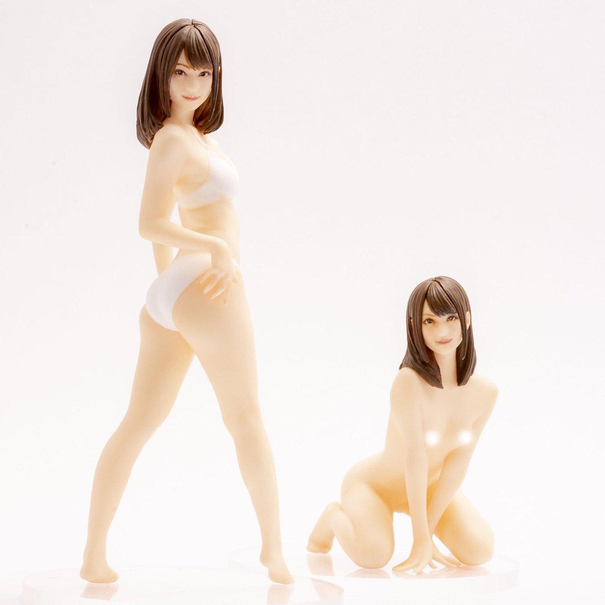 天使もえプラモデル001