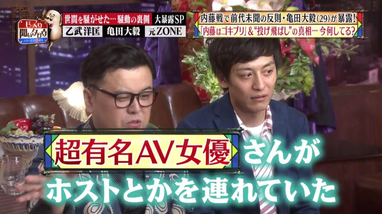 とろサーモン久保田AV女優004