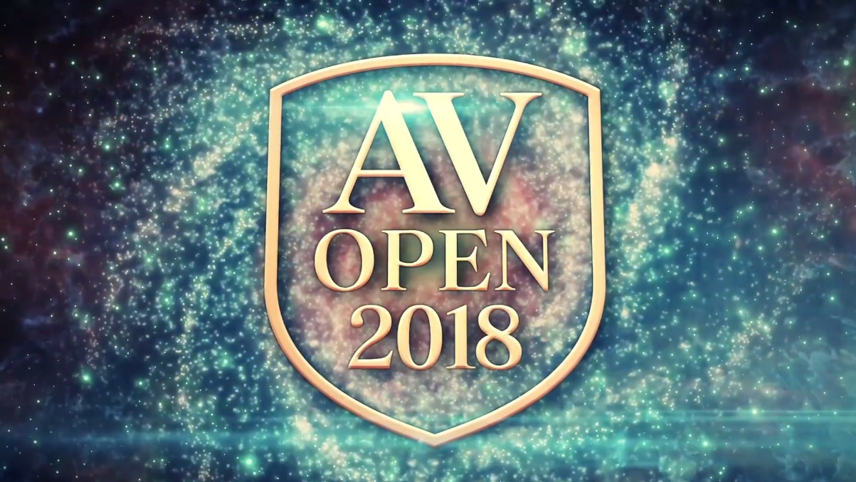 AVOPEN2018開催スケジュール001