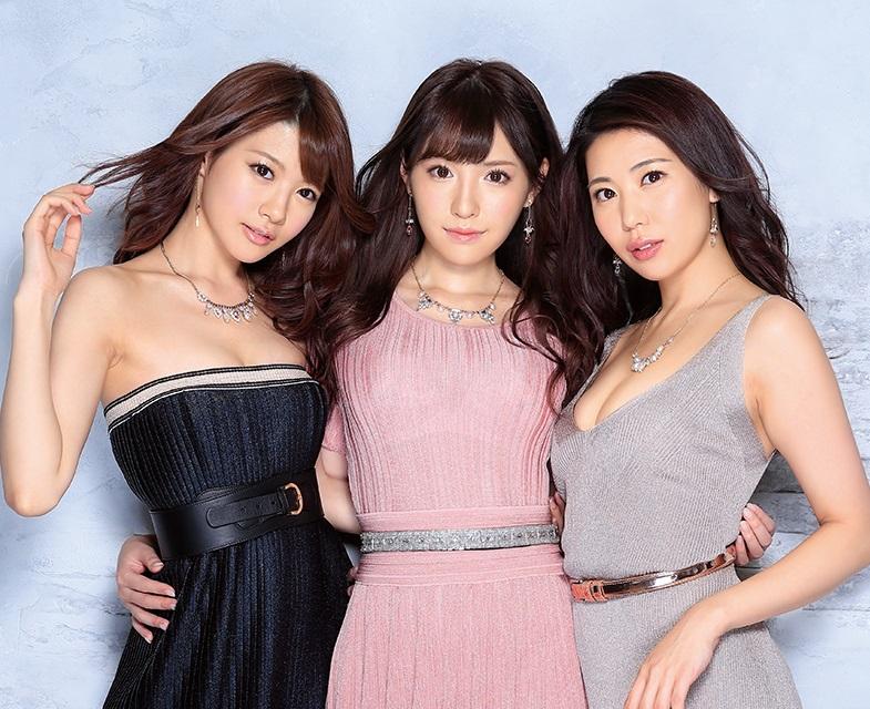 BEAUTY VENUSⅤ アイポケ×S1×プレミアム 3大美少女メーカー夢の共演0