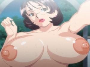 【同人エロアニメ】異妻母淫 -いなづまぼいん-
