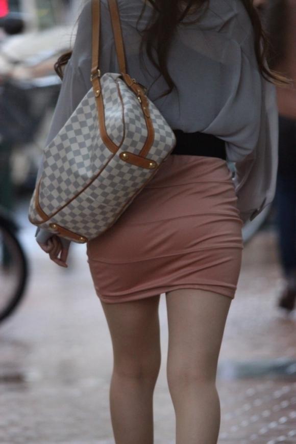 タイトスカートのおしりってくっそエロいよなwwwwwww【画像30枚】