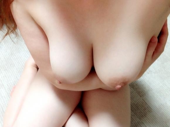 【自撮りおっぱい画像】素人女子の育ちに育った巨乳おっぱいがめっちゃイイね!wwwwwww【画像30枚】04_201808291931183c8.jpg