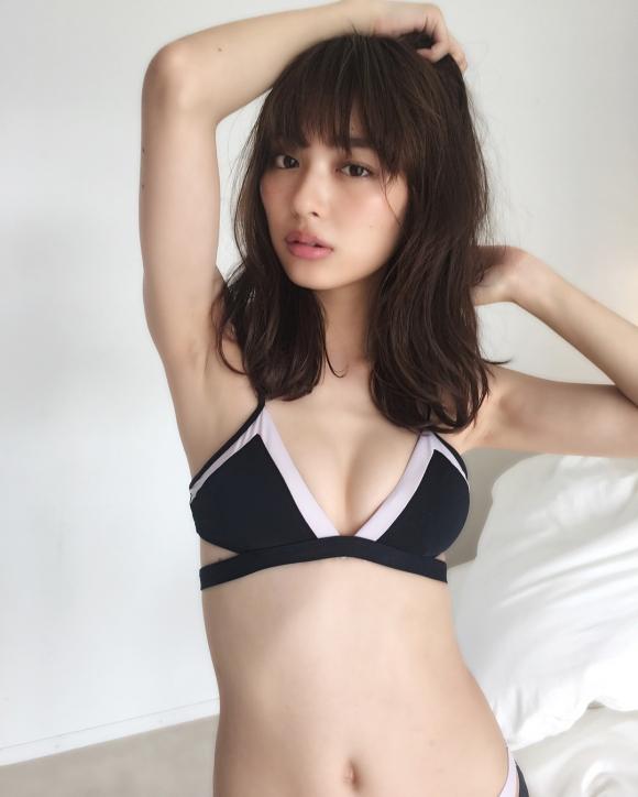 これが内田理央ちゃんのセクシーグラビア特集の最高峰!!!【画像50枚】05_20171028005238d80.jpg