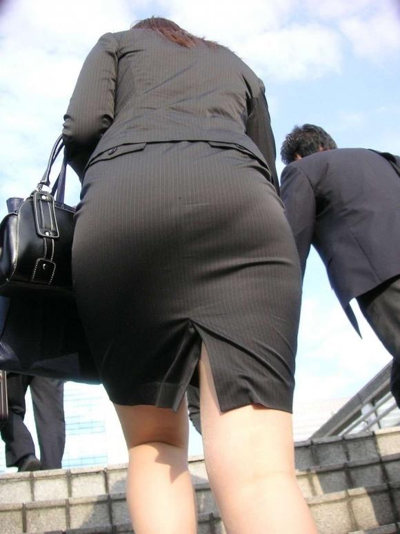 タイトスカートのおしりってくっそエロいよなwwwwwww【画像30枚】05_20180527004854ee6.jpg
