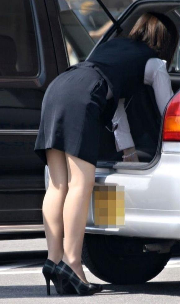 OLさんのタイトスカートがくっそエロいから貼ってくwwwwwww【画像30枚】12_201712062334574fb.jpg