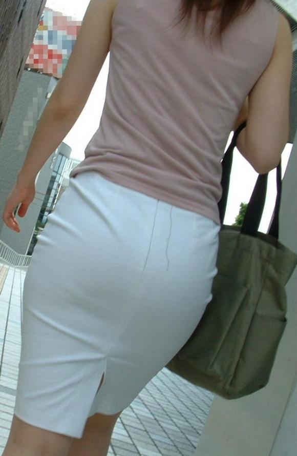 タイトスカートのおしりってくっそエロいよなwwwwwww【画像30枚】14_201805270050237dd.jpg