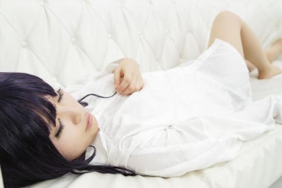 【着衣エロ画像】白シャツ着てる女の子がくっそエロいwwwwwww【画像30枚】21_201803060031312e4.jpg