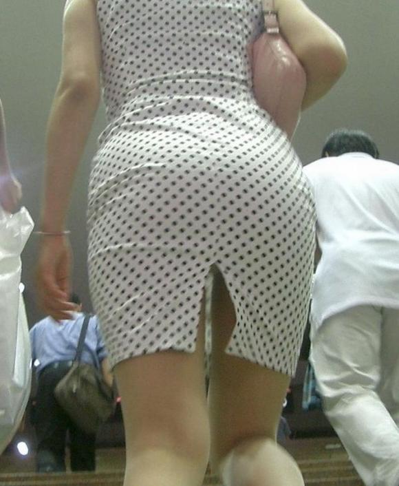 タイトスカートのおしりってくっそエロいよなwwwwwww【画像30枚】30_20180527005110037.jpg
