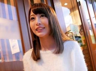 《九重かんな》 長崎からやって来た19歳の現役女子大生がデビュー!可愛すぎて信じられません!