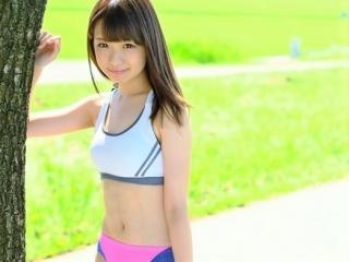 《早乙女夏菜》 きゃわたんマラソン部員がまさかのAVデビュー 透明感がハンパねぇ