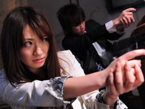 【香西咲】秘密捜査官の女 終わらない快楽拷問