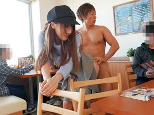 【三上悠亜】インタビュー中にいきなりハメられビックリしながらも感じちゃう国民的アイドル
