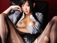 セックス大好きな肉食系淫乱女教師 小倉奈々