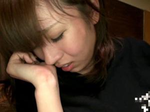 【椎名理紗】北海道の居酒屋で働く巨乳店員さんにバイト中にイタズラしてAVデビューさせちゃいます!