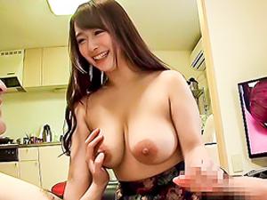 元芸能人「白石茉莉奈」が自宅に襲来!