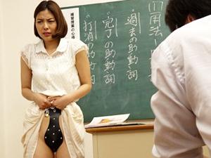 【卯水咲流】鬼畜な保護者に拉致られソープへと堕ちていく元芸能人女教師