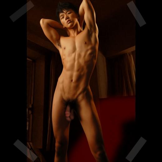 男性 ヌードモデル