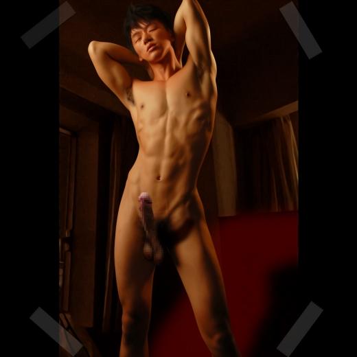 全裸 ヌードモデル
