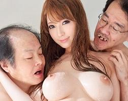 【ティア】 巨乳ハーフ美女がドン引きするほどのキモい男優たちに犯される・・・抵抗しても体は正直、セックスでイキまくり! 【tube8】