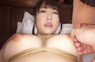 【泉ののか】 むっちり豊満Fカップ巨乳女子校生を縄で縛り、ハメ撮り中出しセックスをする変態オヤジ 【tube8】