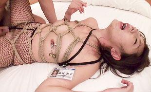 【結城みさ】 心も肉体も破壊するハードプレイ、好き放題犯されてしまう美人女医 【tube8】