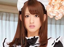 【希島あいり】 ご主人様のためならなんでも言うことを聞いてしまう激カワメイドさん!! 【tube8】