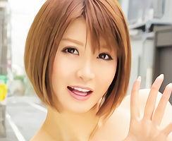 【推川ゆうり】 むっちり巨乳Gカップのお姉さんが素人男性を逆ナン! 生中出しセックス!! 【tube8】