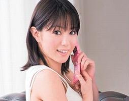 【七海なな】 清楚系美女が電話をしながらエッチなイタズラされちゃう! 【tube8】