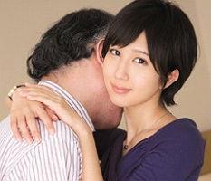 【湊莉久】 ショートカット激カワ美女が中年オヤジとホテルで濃密セックス!! 【tube8】