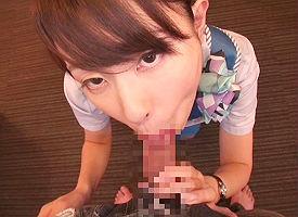 【今井真由美】 美人客室乗務員とスイートルームの一室で密会、中年オヤジと濃密セックス! 【tube8】