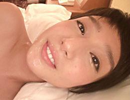 【古川いおり】 黒髪ショートカットヘアーの美人女子アナウンサーは誰のチンポでもしゃぶるヤリマンビッチ 【tube8】