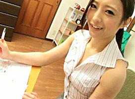 【神納花】 ショタチンポで何度も種付けされ、感じてしまう美人家庭教師のお姉さん 【tube8】