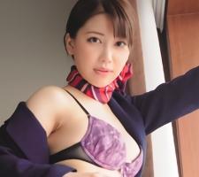 【羽田璃子】 現役キャビンアテンダントの美女がランジェリー姿でハメ撮りセックスしちゃう 【tube8】