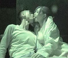 【里美ゆりあ】 セクシー女優の激カワお姉さんがおっパブに潜入、お客さんとの性奉仕を隠し撮り! 【tube8】