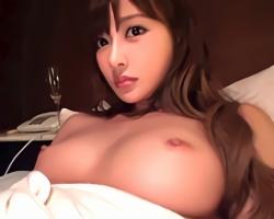 イベント終了後の飲み会で酒を飲みまくる明日花キララちゃん、泥酔してエロスイッチが入ったのか男優と濃密セックス!!