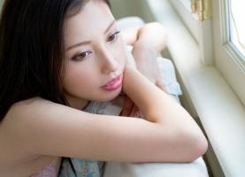 黒髪ロング清楚系の綺麗なお姉さんがラストAV撮影、羞恥セックス!!