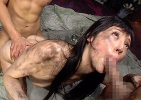 綺麗なお姉さんを拉致監禁、汚い部屋で残飯を食わされ、鬼畜男たちにレ〇プされる・・・