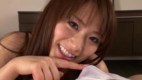 【香西咲】ピンクのエロ下着を見ながら、乳首舐めぺろぺろされチゃう!