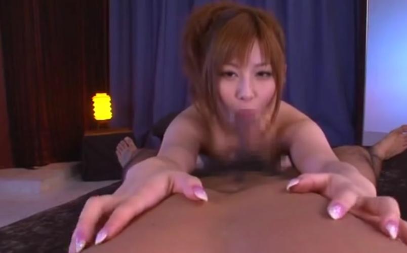 【成瀬心美】激カワ ここみんが、乳首とかアナルとか責めてくるから、寝バックでお返し!