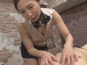 【佐々木あき】フェロモンが溢れ出るエステ嬢が2回連続射精させる!心も体も満たされる。