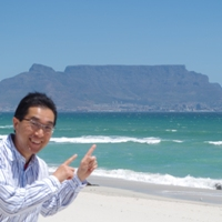 Yoshi@Cape Town