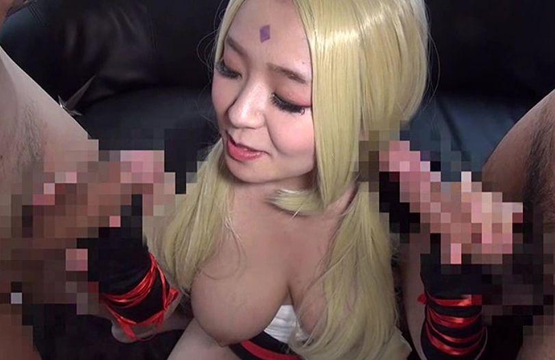 爆乳Hカップともちもち白肌がエロ過ぎるコスプレイヤーのSIZUKAちゃん。乃南静香