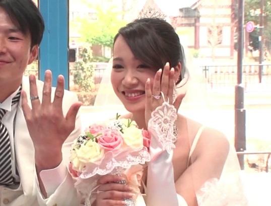 【マジックミラー号】『記念ヌードを撮りませんか?』幸せの絶頂、結婚式直後の花嫁を脱がせて夫より先に中出しする鬼畜企画www