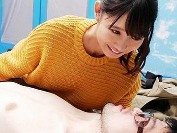【マジックミラー號】保育士志望の美少女が早漏克服をお手伝い!口内射精から挿入へw【素人ナンパ企画】