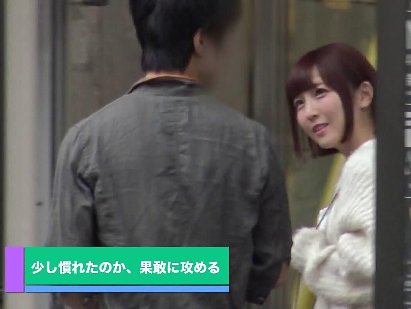 【素人ナンパ】「こんな可愛い娘に声かけられたら断れないだろww」京都でAVガチ交渉→SEXまで持っていけるのか!?