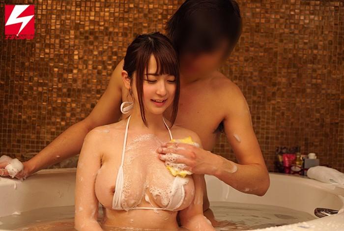 ナンパJAPAN検証企画!「絆を深めるには混浴が一番って知ってましたか?」 街で見かけた男女の友達同士が二人きりで初めての混浴体験!