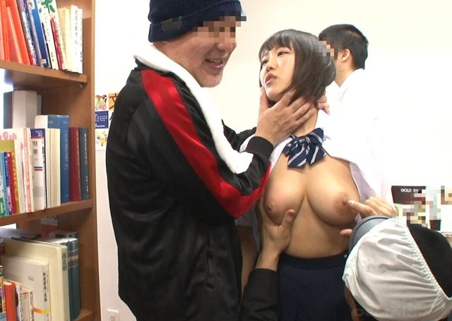 AV業界騒然!密着ルポ第4弾!新能力者・丈太郎とトキトメー松本が、高校に侵入して時間を止めて
