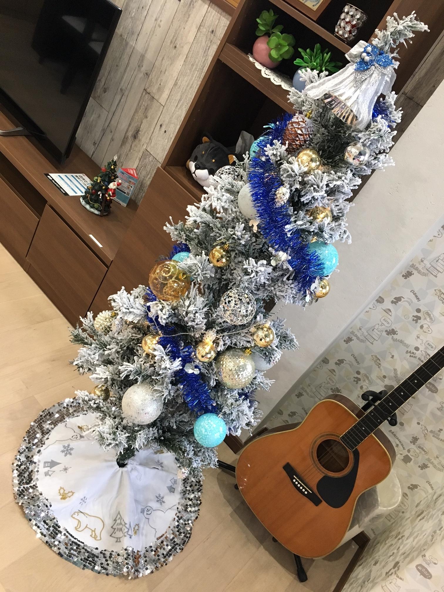 ①クリスマスツリー