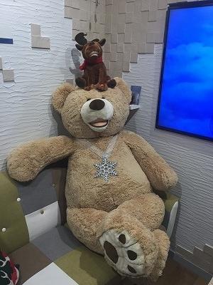 クマとこども